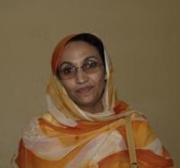 Western Sahara activist Aminatou Haidar
